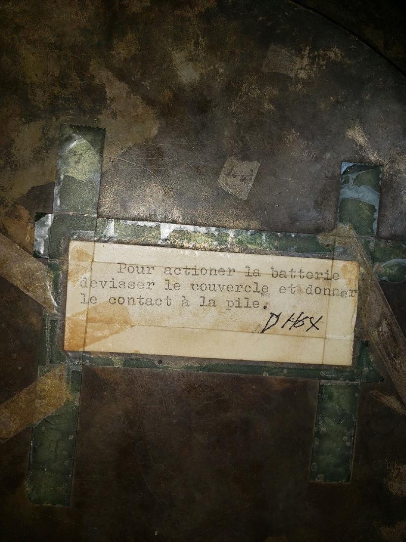 Antique French Clock Case 19th Century - 7