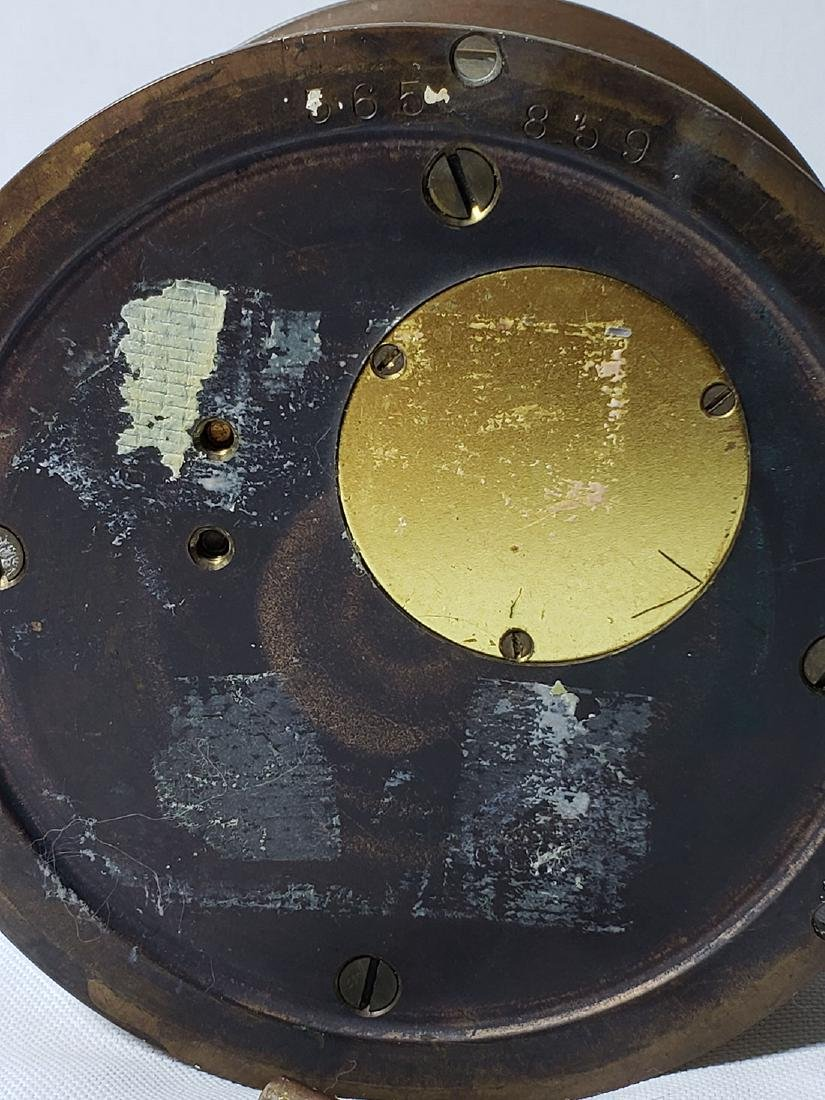 Vintage Chelsea Ship's Bell Clock Serial # 565859 Runs - 5
