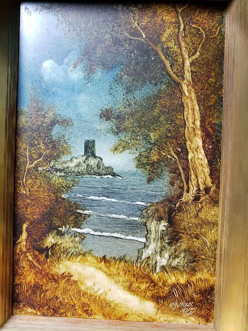 A Fine Painting Signed By Robert J Hall 2 of 2 - 5