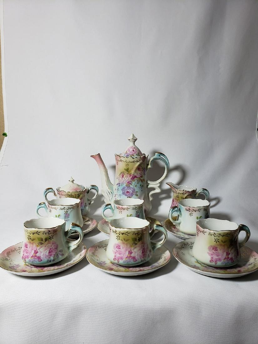 Finely painted Nippon Chocolate set - 2