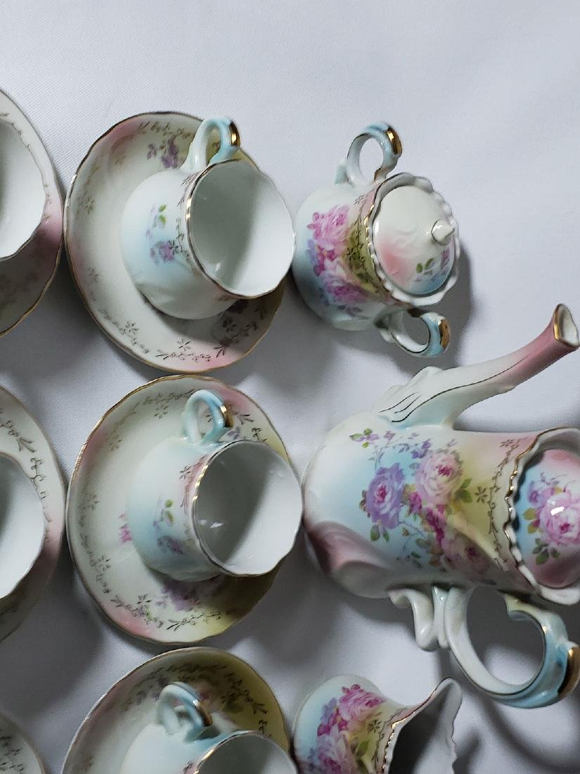 Finely painted Nippon Chocolate set - 5
