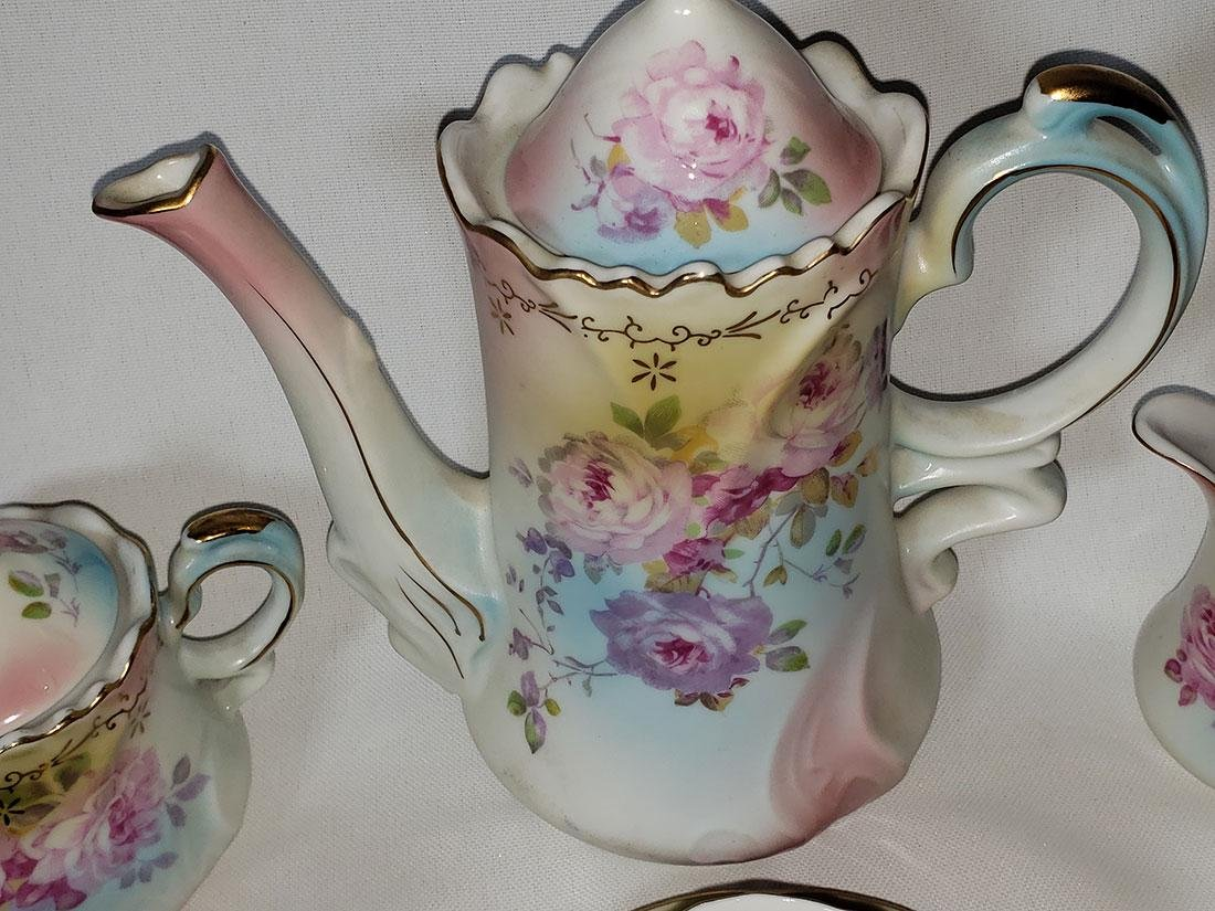 Finely painted Nippon Chocolate set - 7