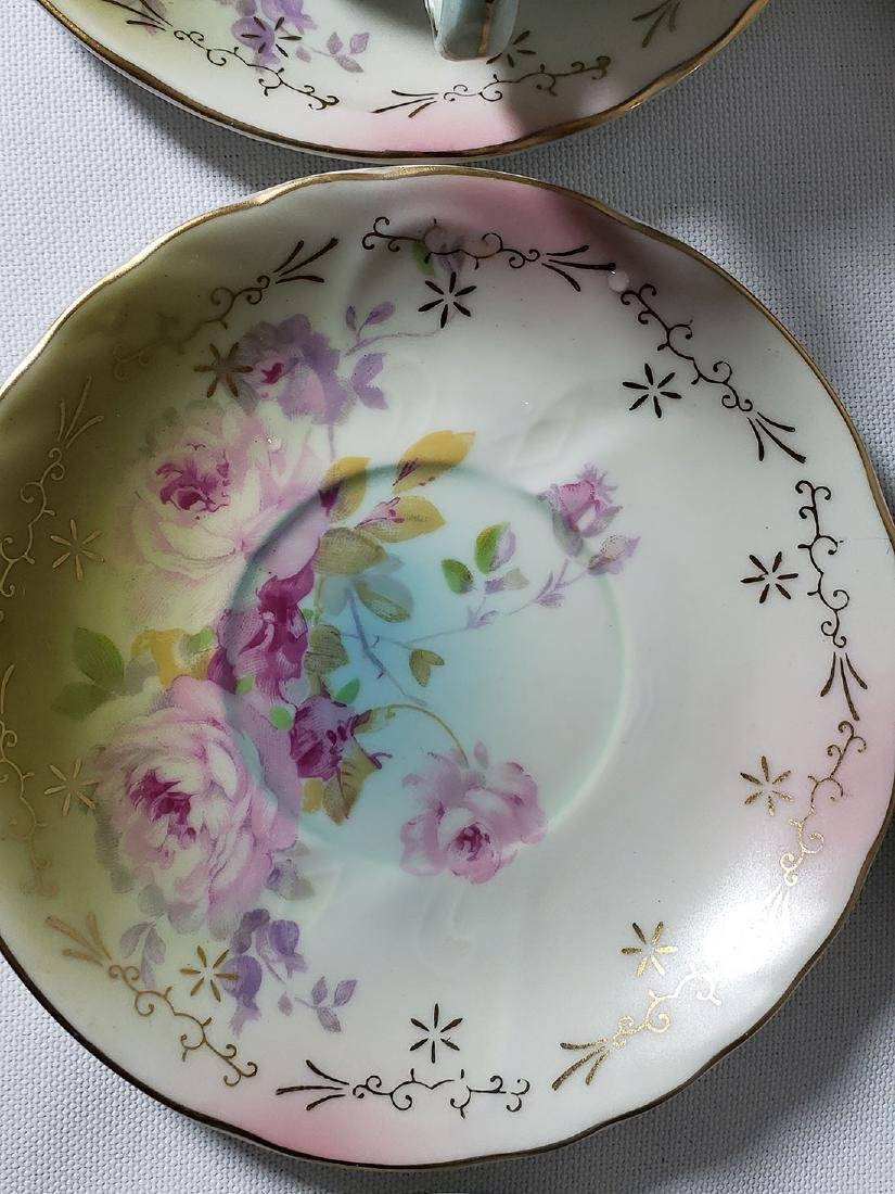 Finely painted Nippon Chocolate set - 9