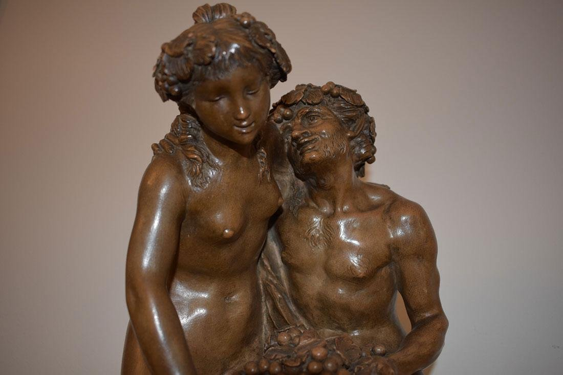 Calude Michael Cledion (1734–1814) Terra Cotta 1880 - 3
