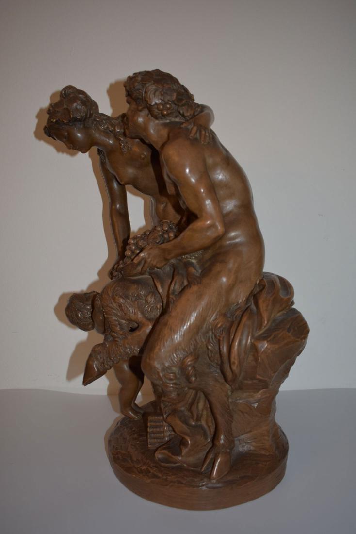 Calude Michael Cledion (1734–1814) Terra Cotta 1880 - 4