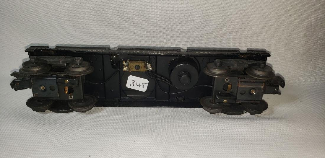 Lot of 4 Lionel Train Cars - 8