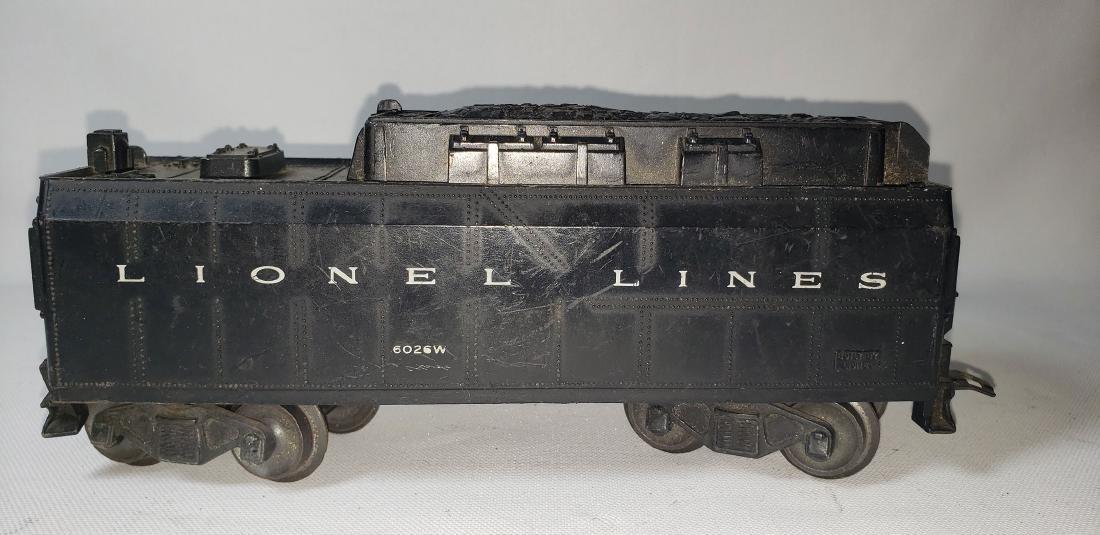 Lot of three Lionel Trains - 9