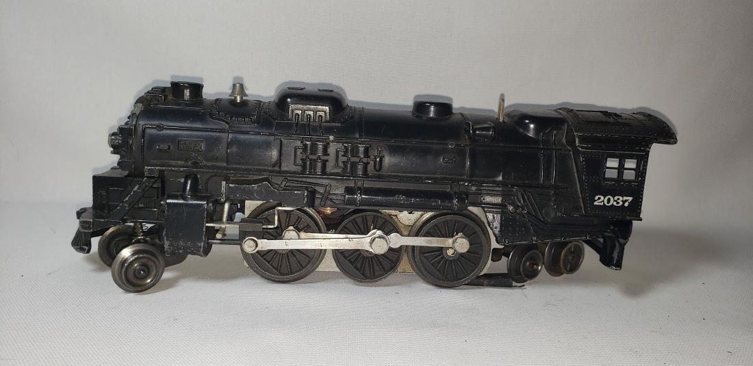 Lot of three Lionel Trains - 4