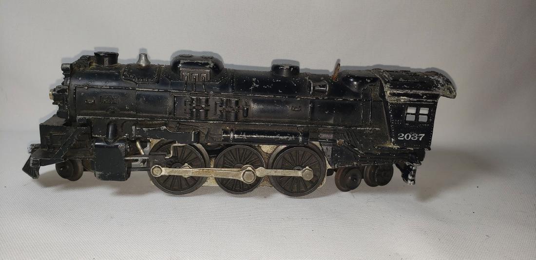 Lot of three Lionel Trains - 7