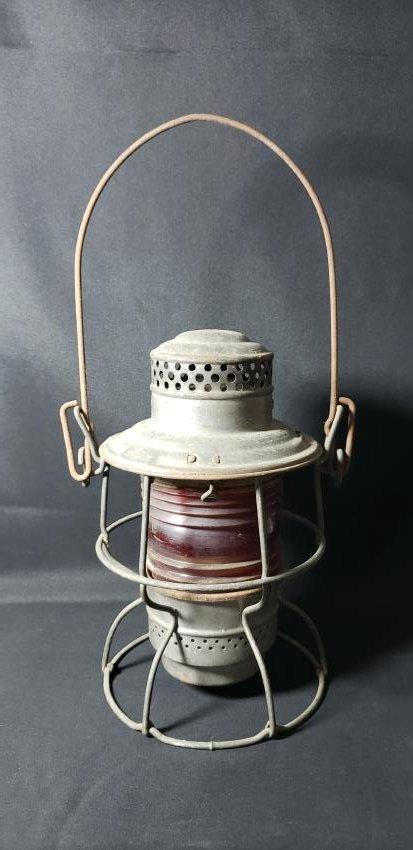 Antique Adams & Westlake Co. 1920's Lantern