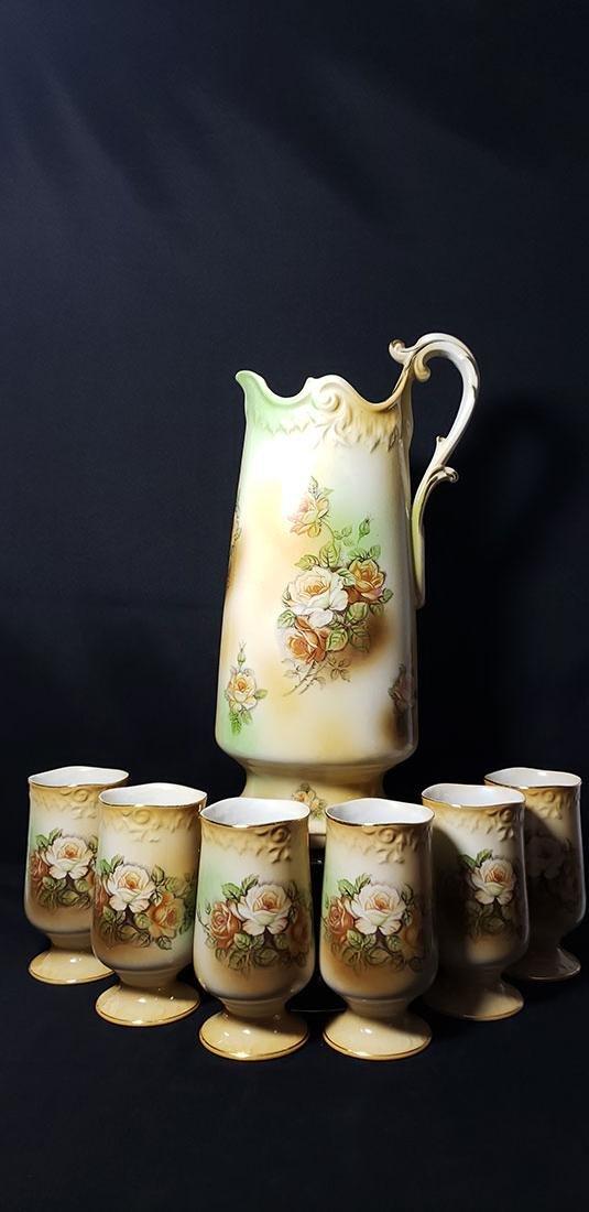 Vintage RS Prussia Lemonade Set