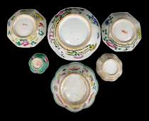 A group of Chinese famille rose bowls