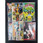 Lot Of 10 DC Comics Assorted Early Issues