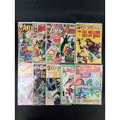 Lot Of 10 Vintage Comics Early Editions 15-60 Cents***