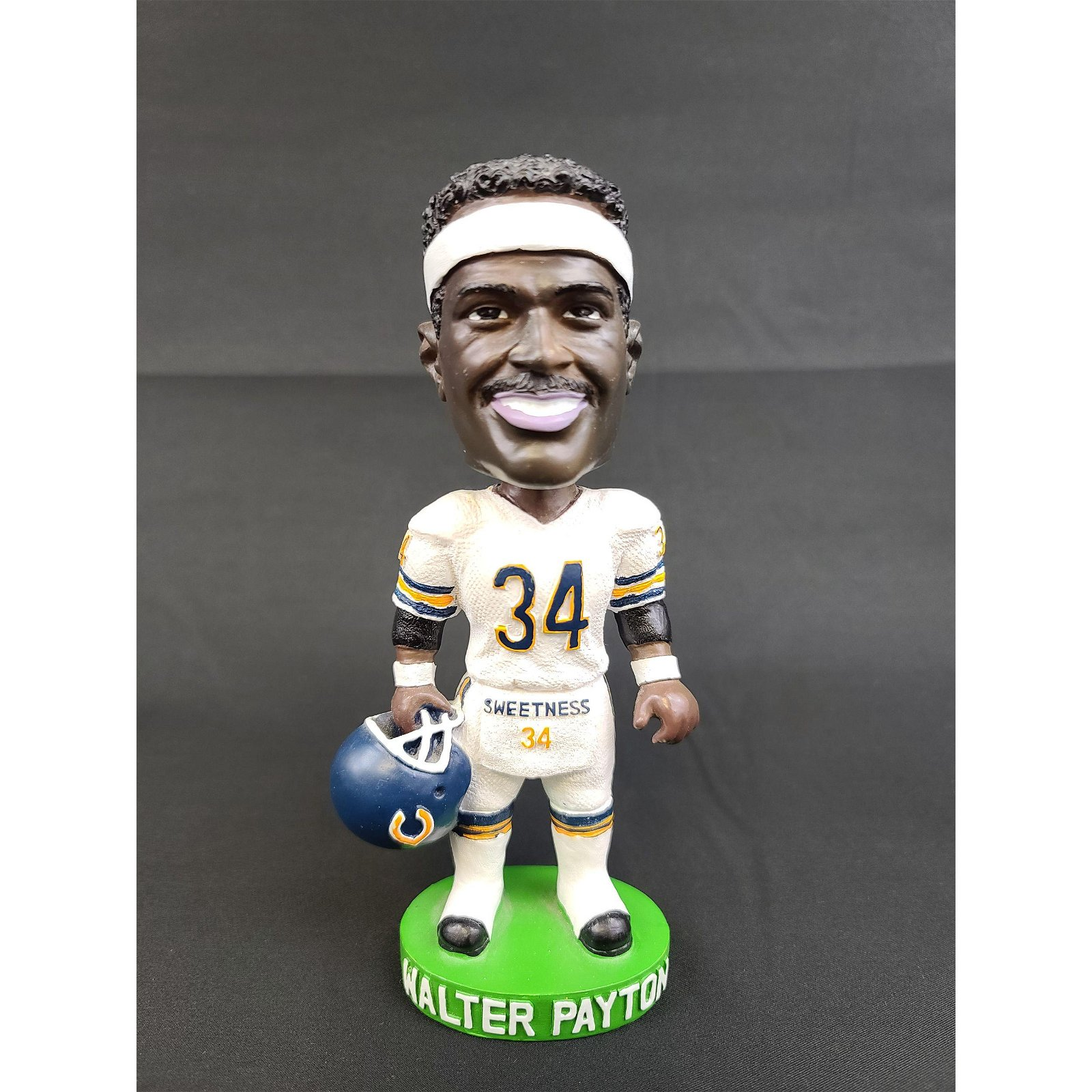 WALTER PAYTON Chicago Bears Bobblehead Limited Edition