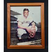 San Francisco Giants Willie Mays Autographed 8x10 w/ CO