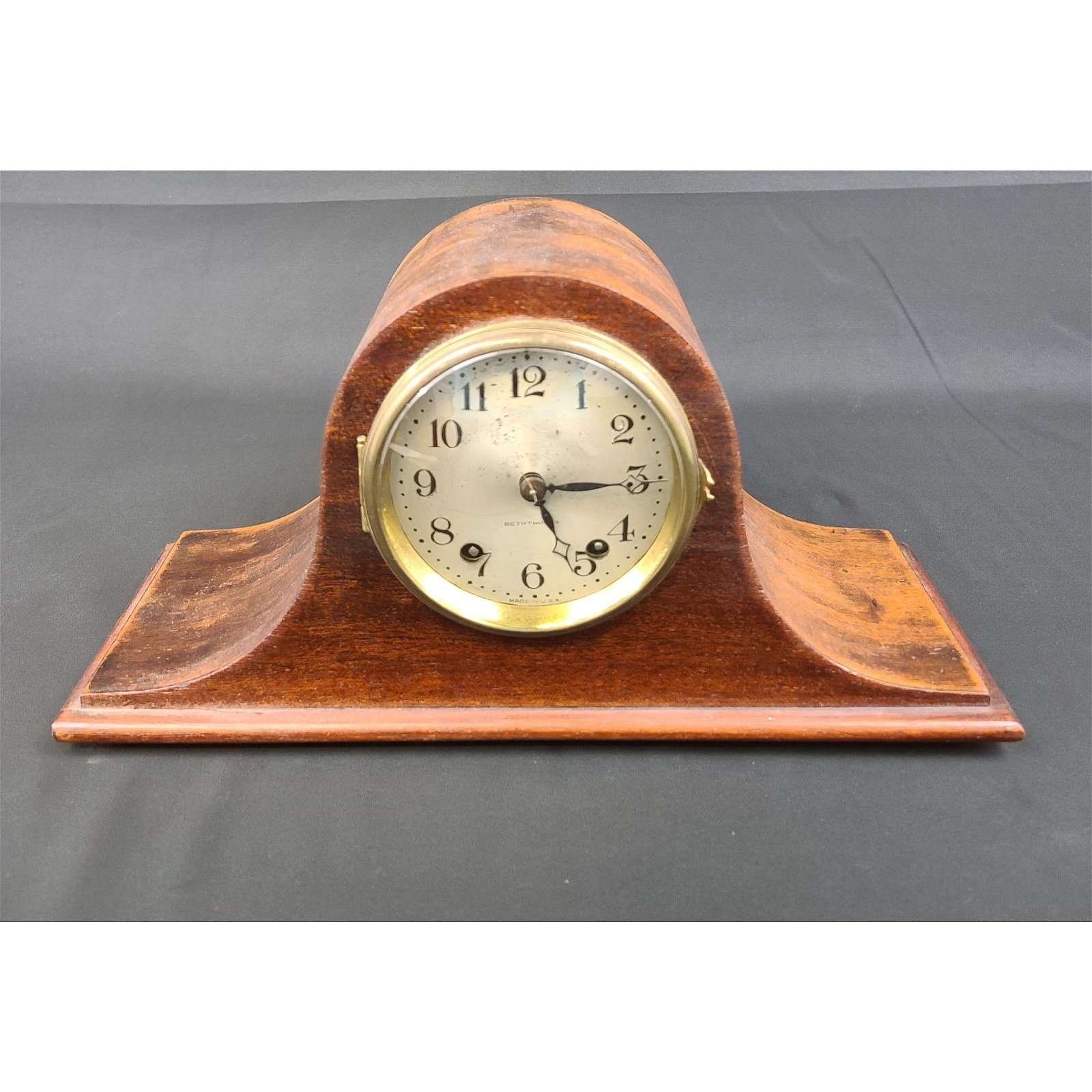 Seth Thomas Mantel Clock Small