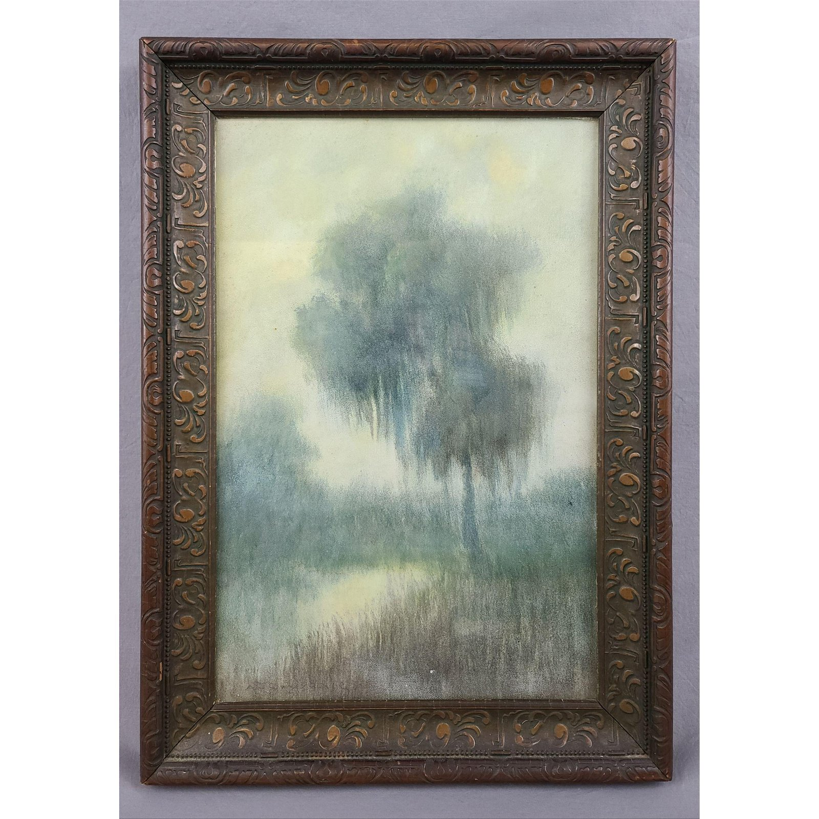 Alexander John Drysdale (1870-1934) O/B Painting