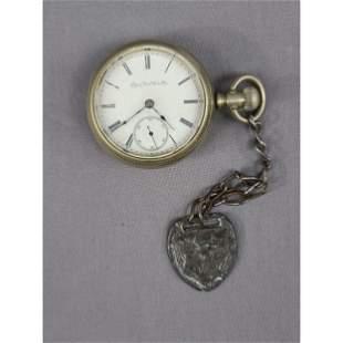 Elgin Watch Co Pocket Watch