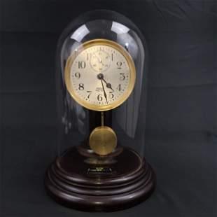 Vintage 1930 Poole Battery Domed Clock