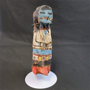 Old Wooden HOPI ? Kachina Doll