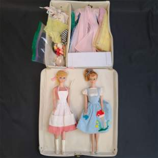 Vintage Barbie Doll Collection