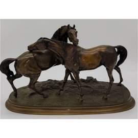 P.J Mene Accolades Bronze Sculpture Featured On Rd Show