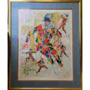 LeRoy Neiman 1921-2012 Serigraph Ltd Ed. 1983 Signed