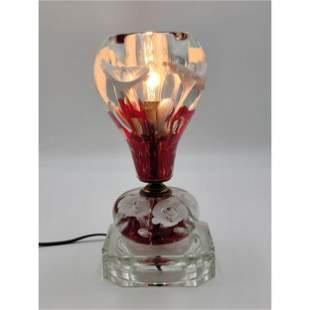 Rare Joe St. Clair Lamp