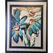 A Framed Still Life Painting Unsigned 20th C