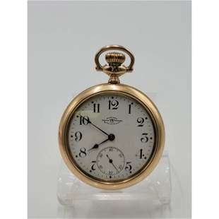 Ball Watch Co Pocket Watch Official RR Standard