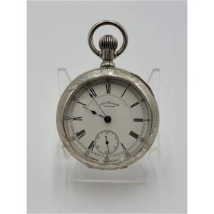 Vintage Waltham Pocket Watch  AM. Watch Co.