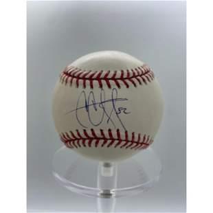 New York Yankees Signed C.C SABATHIA Baseball