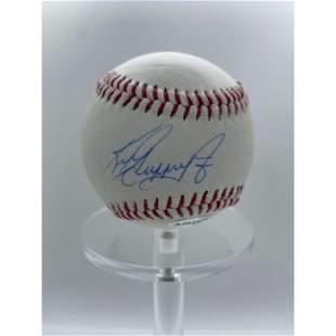 Authentic Ken Griffey Jr Autographed Baseball