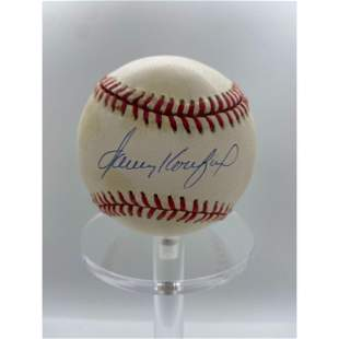 Vintage Sandy Koufax Autographed Baseball