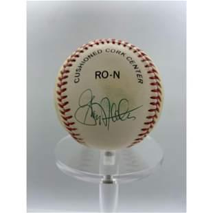 Vintage Graig Nettles New York Yankees Signed Baseball