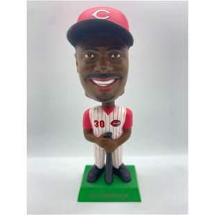 Ken Griffey Jr Cincinnati Reds Bobblehead Upper Deck