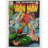 VINTAGE THE INVINCIBLE IRON MAN #17 (MARVEL COMICS)