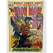 VINTAGE THE INVINCIBLE IRON MAN #43 (MARVEL COMICS)