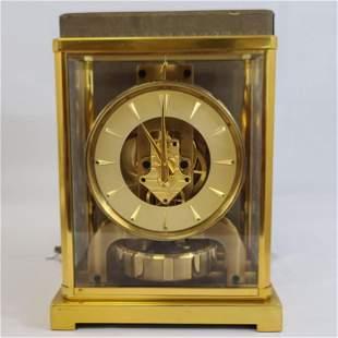 Le Coultre ATMOS Perpetual Clock W/ Case