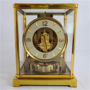 Le Coultre ATMOS Perpetual Clock
