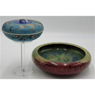 A Chinese And Japanese Porcelain Bowl