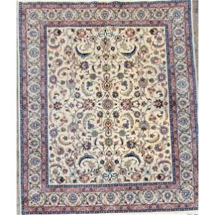 A Fine Hand Knotted Persian Isfahan? Rug