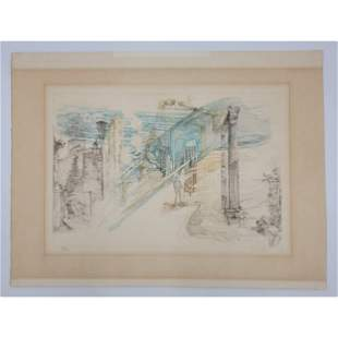 Signed Lithograph Limited Edition 203/275