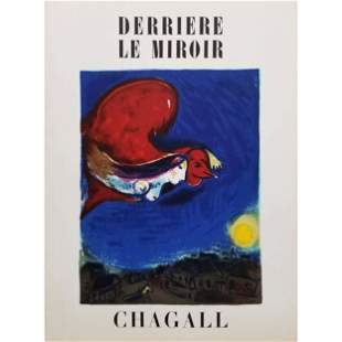 Marc Chagall The Village by Night (front cover) 1950