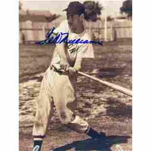 MLB Boston Red Sox Ted Williams Auto w/ COA