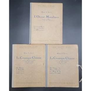 Book Art Of The Louvre La Ceramics Chinoise COLOR PLATE