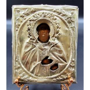 19th Century Religious Icon