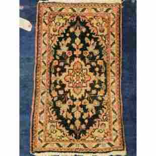 Vintage Persian Rug Small