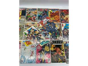 LARGE LOT OF VINTAGE COMIC BOOKS